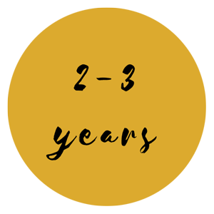 2/3 years