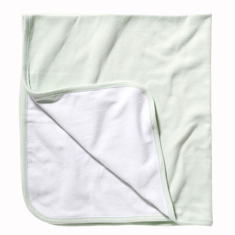 Pale Green / White