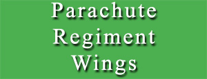 Parachute Regiment Wings