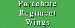 Parachute Regiment Wings